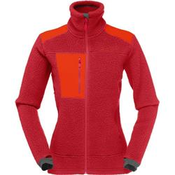 Norrona Trollveggen Thermal Pro Jacket - Womens-Jester Red