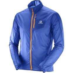 Salomon Fast Wing Jacket - Surf The Web - Mens-Not Applicable
