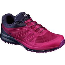 Salomon Sense Pro 2 - Sangria / Evening Blue / Grape Juice - Womens-Not Applicable