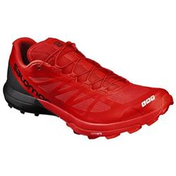 Salomon S/Lab Sense 6 SG - Racing Red / Black / White - Unisex-Not Applicable