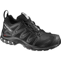 Salomon XA Pro 3D GTX - Black / Black / Mineral Grey - Womens-Not Applicable