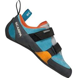 Scarpa Force V - Womens-Ice Fall / Mandarin Red
