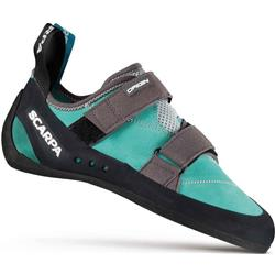 Scarpa Origin - Womens-Green Blue / Smoke