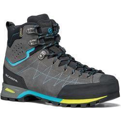 Scarpa Zodiac Plus GTX - Womens-Shark / Maldive