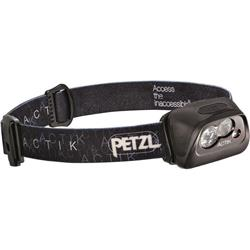Petzl Actik Headlamp, 300 Lumens-Black