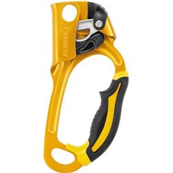 Petzl Ascension Handle Ascender, NFPA - Yellow-Yellow