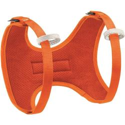 Petzl Body Positioning Harness for use with Macchu - Coral - Kids-Not Applicable