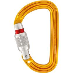 Petzl SMD H-Frame Carabiner, With Tethering Hole, Screw-Lock-Not Applicable