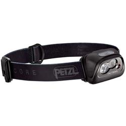 Petzl Tactikka Core Headlamp, 350 Lumens, Rechargeable Accu Core Battery-Black