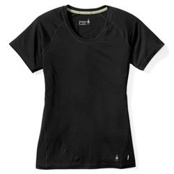 Smartwool Merino 150 Baselayer SS - Womens-Black