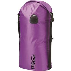 SealLine Bulkhead Compression Dry Bag 20L-Purple