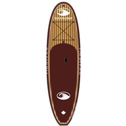 "Kahuna Paddleboards Epic - Classic Woody 10'6"" - Bamboo - Package-Not Applicable"