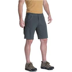 "Kuhl Ramblr Shorts, 10"" Inseam - Mens-Carbon"