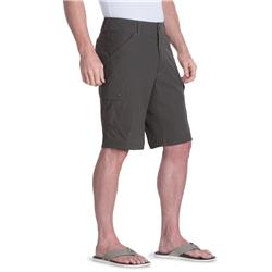 "Kuhl Renegade Kargo Shorts, 12"" Inseam - Mens-Birch"