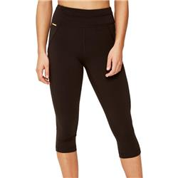 Lole Livy High Waist Capris - Womens-Black