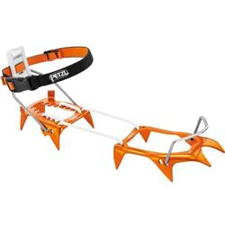 Petzl Leopard 10-point crampon with Cord-Tec system, LeverLock Fil-Not Applicable