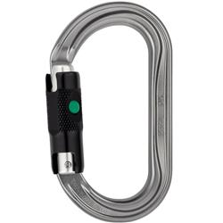 Petzl OK H-Frame Carabiner Oval Ball-Lock-Not Applicable