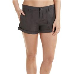 "Lole Wendy Shorts, 5"" Inseam - Womens-Dark Charcoal"
