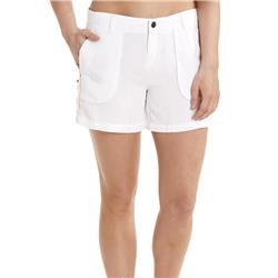 "Lole Wendy Shorts, 5"" Inseam - Womens-White"