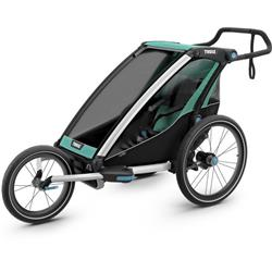 Thule Chariot Lite 1 + Cycle / Stroll-Bluegrass