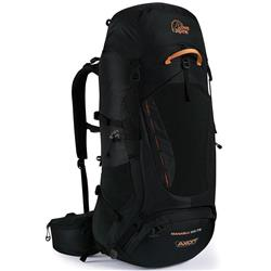 Lowe Alpine Manaslu 65:75 - Medium / Large - Mens-Black
