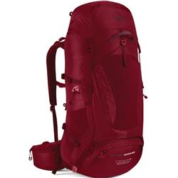 Lowe Alpine Manaslu ND 55:65 - Small / Medium - Womens-Rio Red