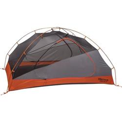 Marmot Tungsten 2P, 2 Person, Outdoor Tent-Blaze / Steel