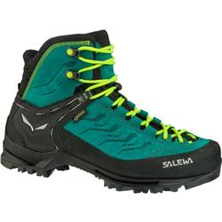Salewa Rapace GTX - Womens-Shaded Spruce / Sulphur Spring