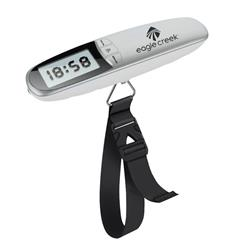 Eagle Creek Luggage Scale/Alarm Clock-Charcoal