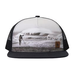 Hippy Tree Rangefinder Hat-Black