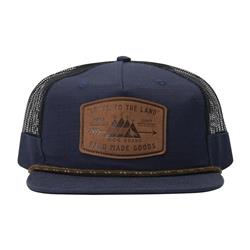 Hippy Tree Wichita Hat-Navy