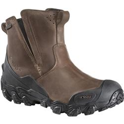 Oboz Big Sky Insulated Mid B-Dry - Mens-Saddle Brown
