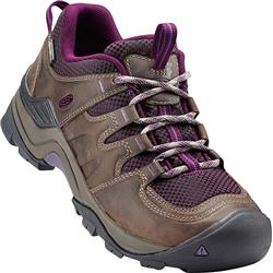 Keen Gypsum II WP - Brindle / Dark Purple - Womens-Not Applicable