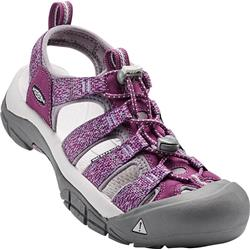 Keen Newport H2 - Deep Purple / Purple Sage - Womens-Not Applicable