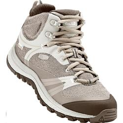 Keen Terradora Mid WP - Silver Birch / Canteen - Womens-Not Applicable