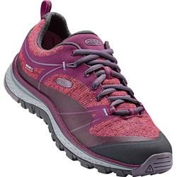 Keen Terradora WP - Dark Purple / Purple Sage - Womens-Not Applicable