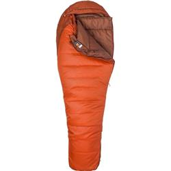 Marmot Trestles 0, X Wide, -18C / 0F-Orange Haze / Dark Rust