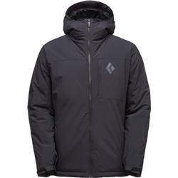 Black Diamond Pursuit Hoody - Mens-Black