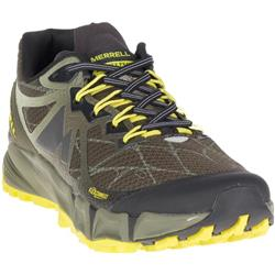 Merrell Agility Peak Flex - Beluga / Olive - Mens-Not Applicable