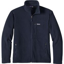Patagonia Classic Synchilla Jacket - Mens-Navy Blue