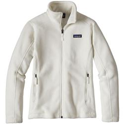 Patagonia Classic Synchilla Jacket - Womens-Birch White