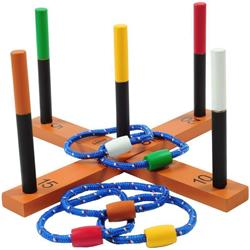 GSI Outdoors Outside / Inside Adventure Game - Freestyle Ring Toss-Not Applicable