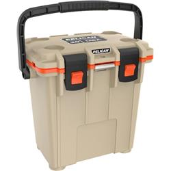 Pelican Products 20QT Elite Cooler-Outdoor Tan