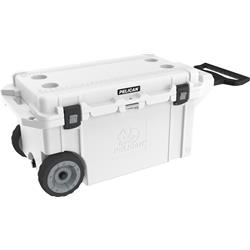 Pelican Products 80QT Wheeled Cooler-Marine White