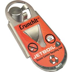 Jetboil Crunchit Fuel Canister Recycling Tool-Not Applicable