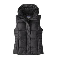 Patagonia Down With It Vest - Womens-Black