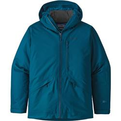 Patagonia Insulated Snowshot Jacket - Mens-Big Sur Blue