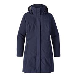 Patagonia Lash Point Parka - Womens-Navy Blue