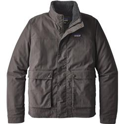 Patagonia Maple Grove Canvas Jacket - Mens-Forge Grey