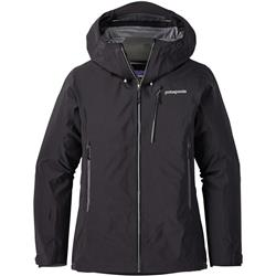 Patagonia Pluma Jacket - Womens-Black